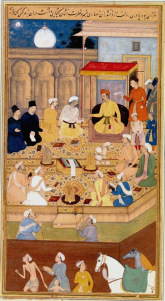 Jesuits at Akbar's court