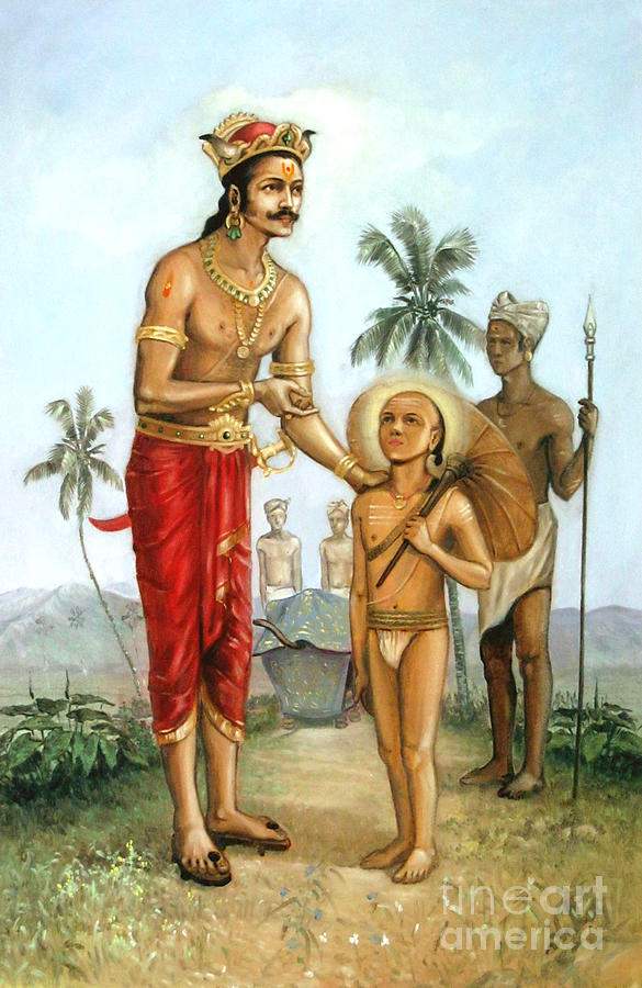 mahabali-and-vamana-anup-roy