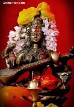 Saraswati-Puja-on-Basant-Panchami